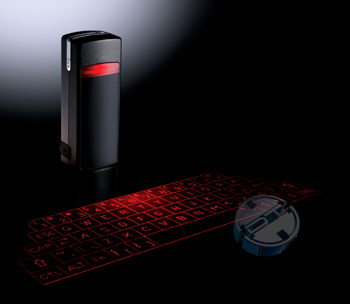 Virtual Keyboard with Bluetooth